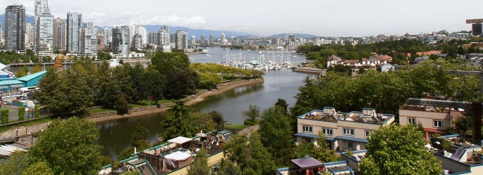 The Wellington offers False Creek/Granville Island living at its best!